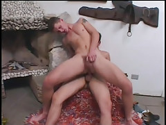 Two horny twinks getting in a fuck fest in 5 episode