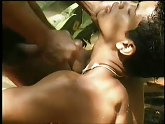 Hardcore brazilian anal in the jungle in 5 episode