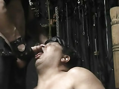 Corpulent cocksucker lycan is desperate for a hot cock cream mouthful in 4 episode