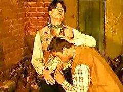 Indefatigable twink cowboys