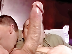 Servicing A Giant Str8 Dick - Blaze