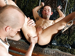 Face Owned With A Cummy Cock - Ethan Oliver And Kieron Knight