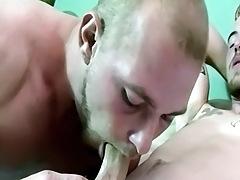 Handsome Str8 Matt Rides A Huge Cock - Matt And Heath