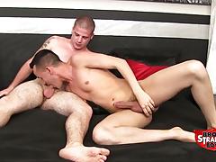 Griffin Matthews & Kyle Johnson