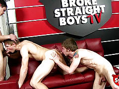 Liam, Skyler and Adam fuck in this 3 sort