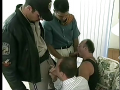 Hot gay policemen uniform porn severe groupie in 2 episode