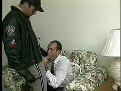 Hot gay policemen uniform porn massive orgy in 1 motion picture