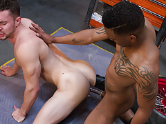 Fine Tuned Ass, Scene #03