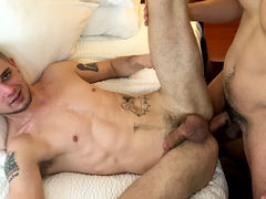 Kyle Steele & Joshua James BAREBACK in Chicago