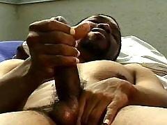 Darksome gay taking good anal reaming