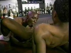 Black Gangsta Man-lover
