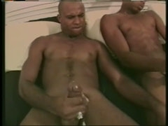 Black Gangsta Gay guy
