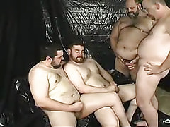 Mature gay jizz by turns on fellow
