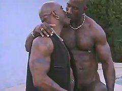 Horrid black gays assfucking heavily