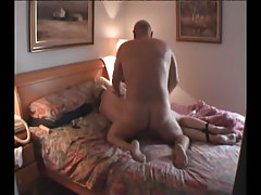 Fat mature gays fuck in daybed
