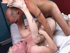 Unpaid twinks uncover the world of sex delights