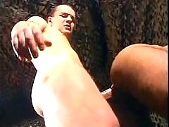 Gypsy gay rides cock and get jizzed