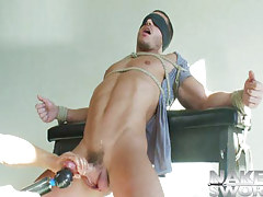 Marc Dylan The Bodybuilder - Fetish Men