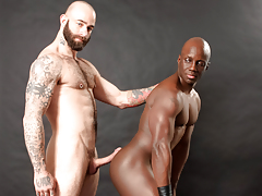 Sam & Jay spark serious heat while wild photo fuck session