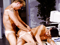 Ryan Demonstrating His Aim To Please His Boss Jesse Skyler